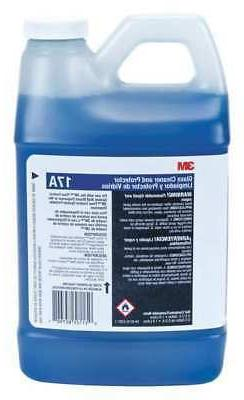 3M 17A Glass Cleaner, Use With 3M System