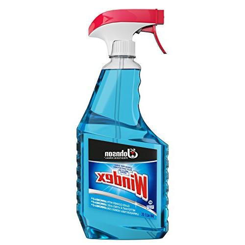 glass multi surface cleaner