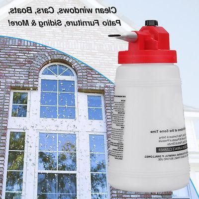 Glass Bottle Home Tool Brush
