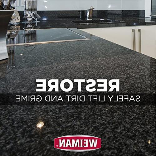 Weiman Polish - 24 Ounce - Marble Soapstone Quartz Limestone