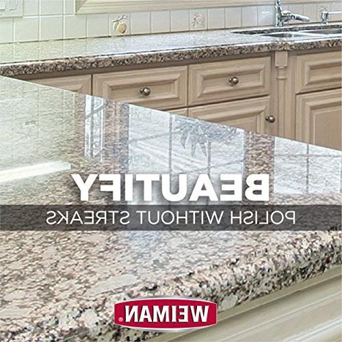 Weiman Polish 24 Ounce - Soapstone Quartz Quartzite Limestone Tile Countertop More
