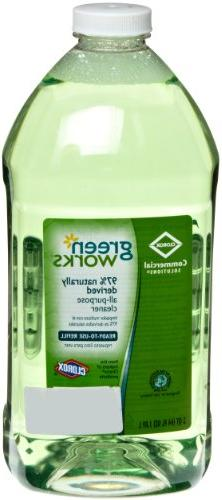Green Works 00457 Commercial Solutions All Purpose Cleaner,