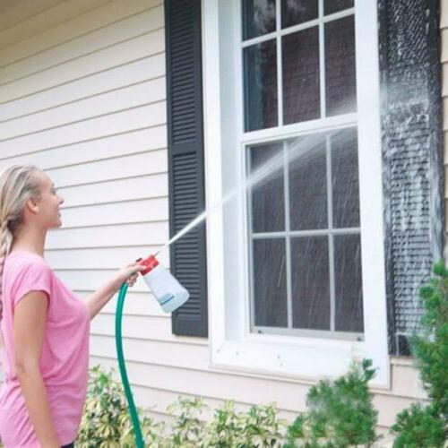 Handheld Full Crystal Glass Cleaner Window Car Cleaning Spray