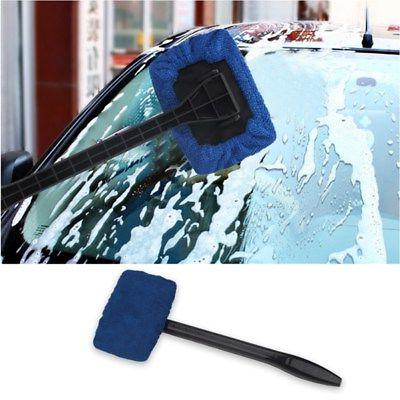 US Car Auto Wiper Cleaner Glass Window Rags Brush Microfiber
