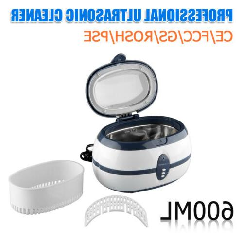 Pro Cleaner Sonic Jewelry Glasses Watches