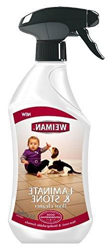Weiman Laminate & Stone Floor Cleaner, 27 fl oz - 2 Pack