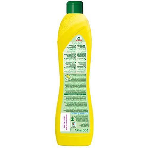Frosch Lemon Scouring Cream 16.9 oz
