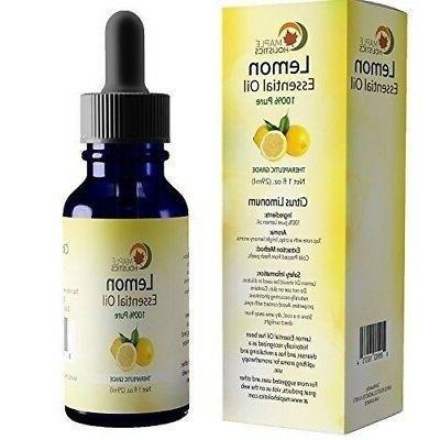 Lemon Essential Oil Therapeutic Grade Aromatherapy for Diffu