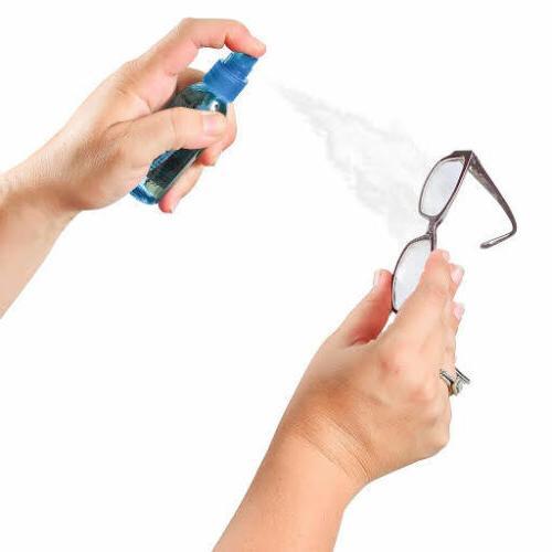 Lens Cleaner Spray - Glasses Sunglasses Cleaning Solution Kit