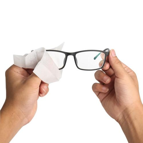 200CT Lens Wipes Glasses