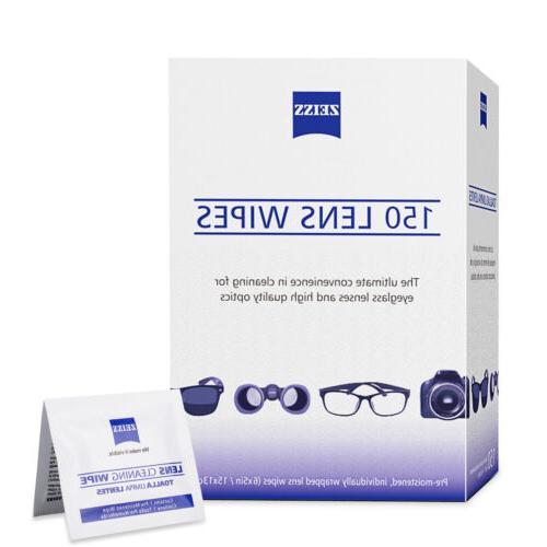 ZEISS Lens Wipes Eye Glasses Computer Lense