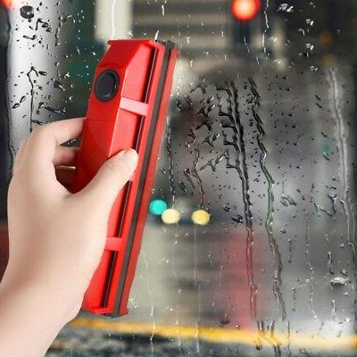 magnetic window cleaner for hard to reach