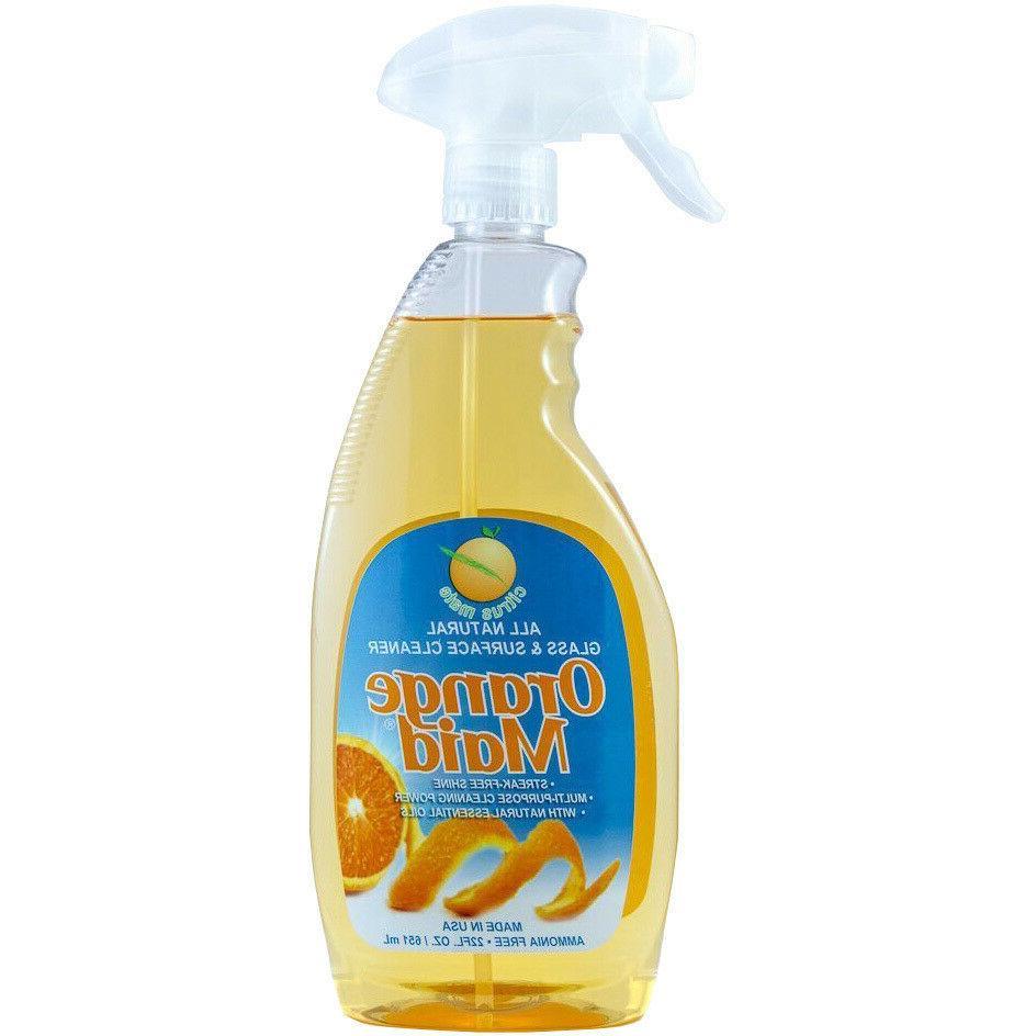 maid glass cleaner liquid