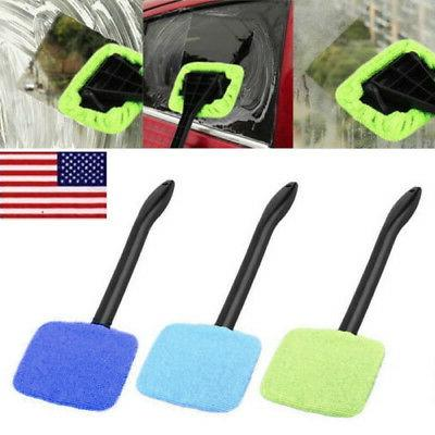 microfiber windshield clean auto car wiper cleaner