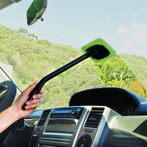 1 Microfiber Car Wiper Glass Window Brush Kit
