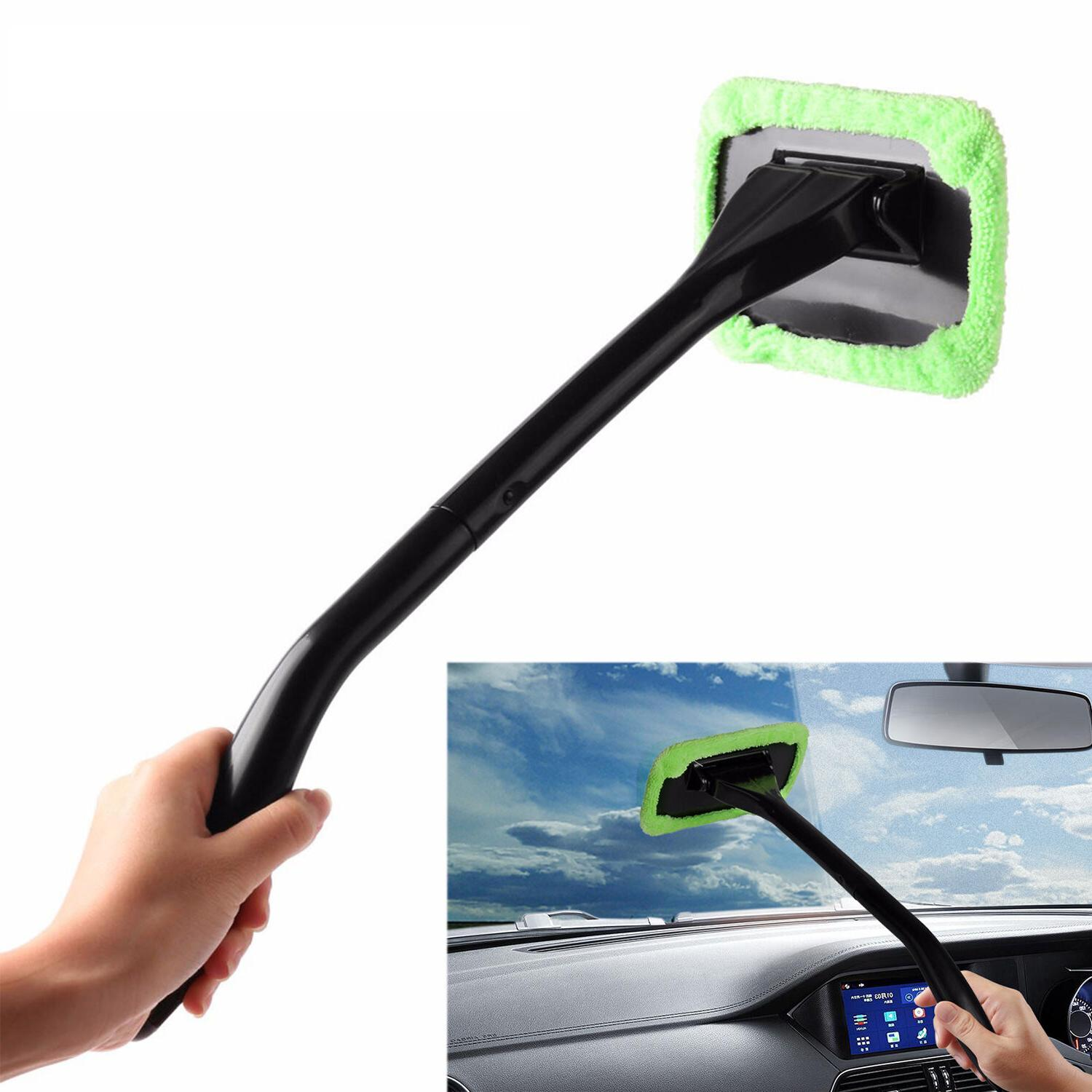 1 Windshield Car Auto Wiper Cleaner Glass Kit
