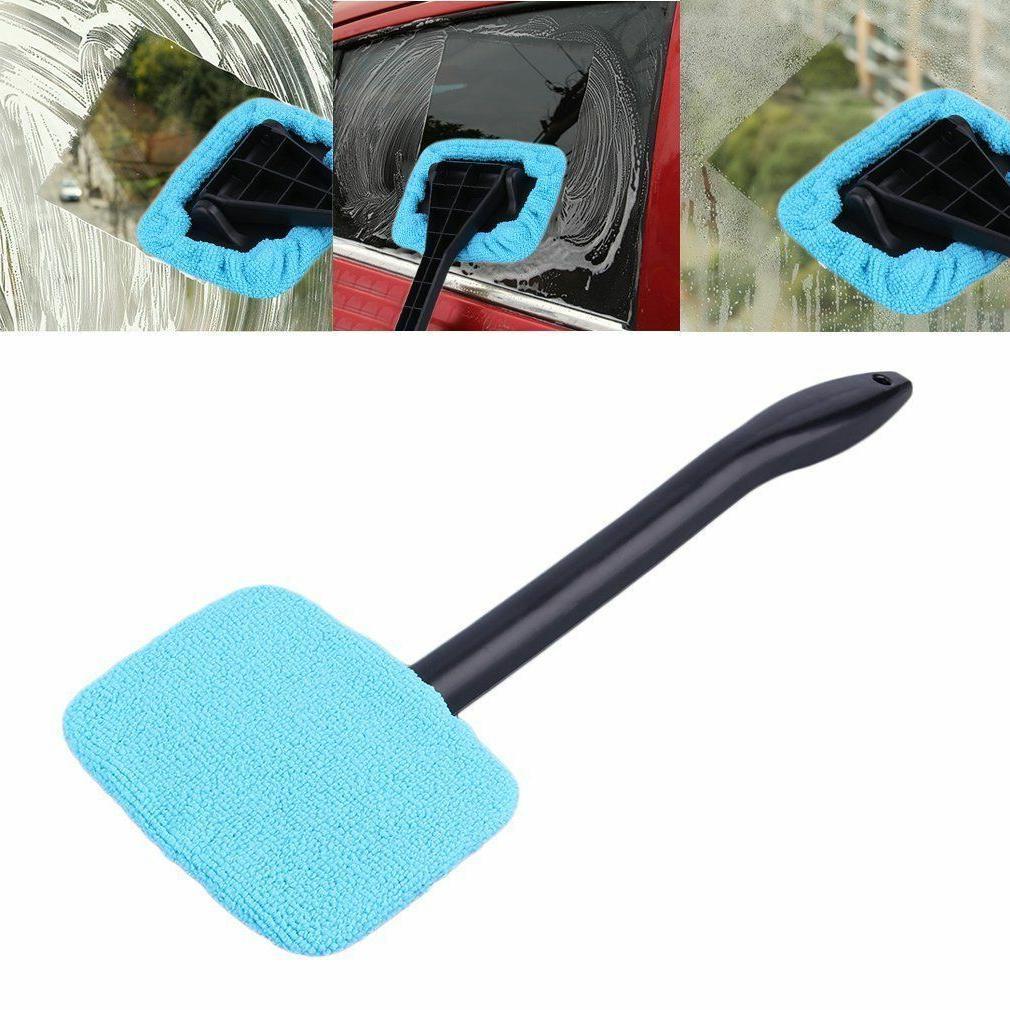 MicroFiber Windshield Clean Shine Car Auto Wiper Cleaner Gla