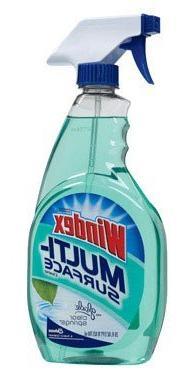 Windex Multi-Surface Cleaner Lavender Bottle 26 Oz