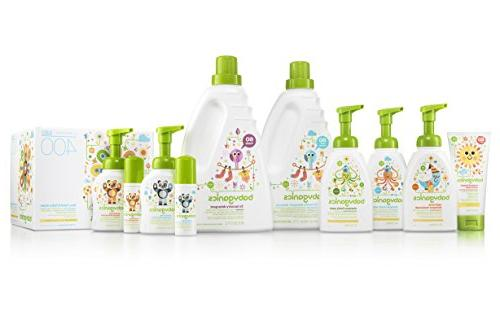 Babyganics Multi Cleaner, Fragrance Bottle