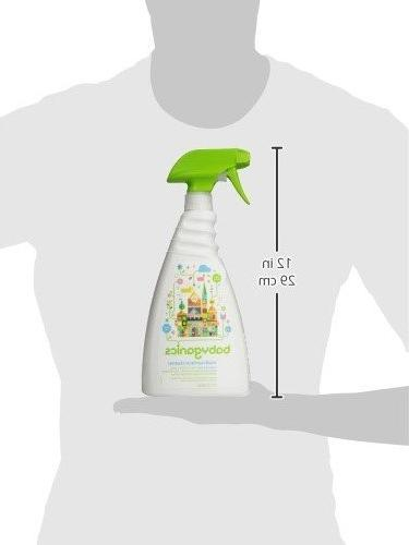 Babyganics Fragrance Spray Bottle