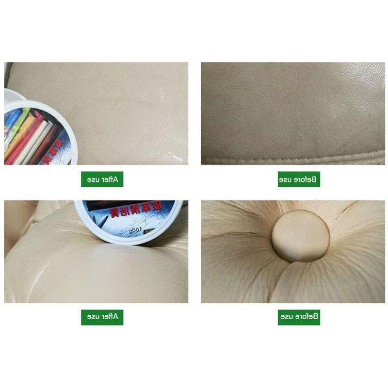 Multifunctional Leather Refurbishing <font><b>Wipe</b></font> Cream Repair Tool Cream <font><b>Glass</b></font>