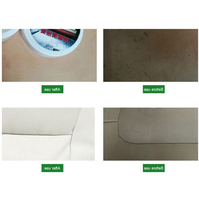 Multifunctional Refurbishing <font><b>Wipe</b></font> Polisher Repair Tool Cream <font><b>Glass</b></font> Leather Furniture Cleaning