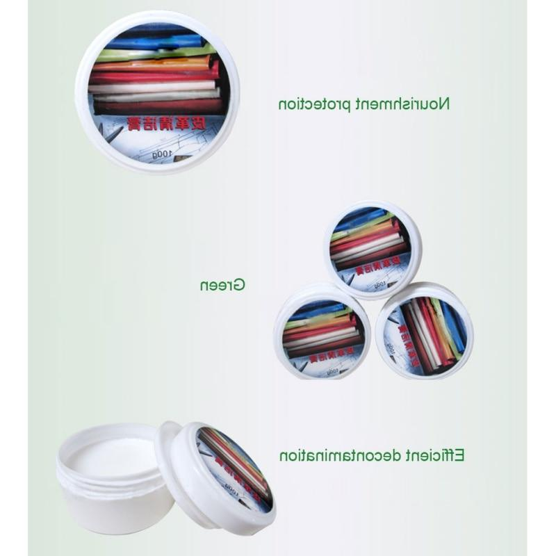 Multifunctional <font><b>Wipe</b></font> Cleaning Cream Repair Tool Cream <font><b>Glass</b></font> Furniture