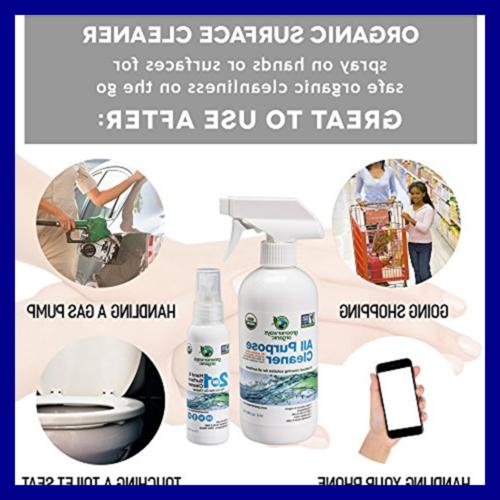Purpose Cleaner Glass Bathrooms