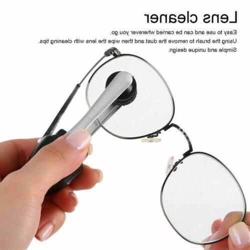 New Kit Care Peep Glasses Cleaner Brush