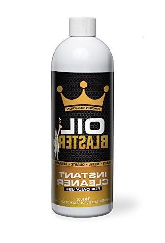 oil blaster instant pipe cleaner