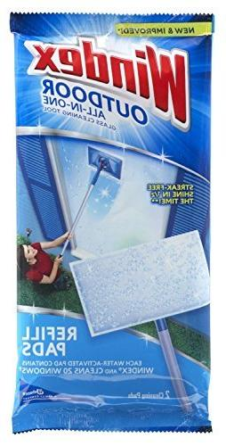 Windex Outdoor All-In-One Refill