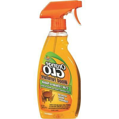 Orange Glo Wood Cleaner And Polish