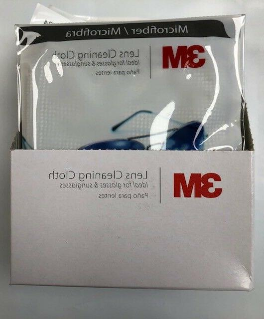 Pack 3M Microfiber Cloth