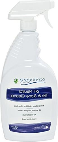 Oceancare Products pH Neutral Tile & Stone Cleaner - Quart T
