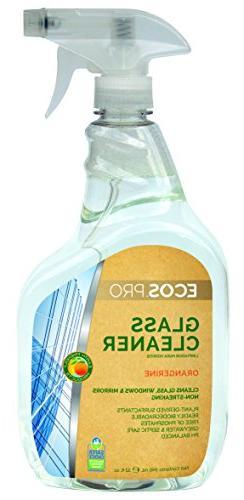 ECOS PRO PL9362/6 Glass Cleaner, Orangerine