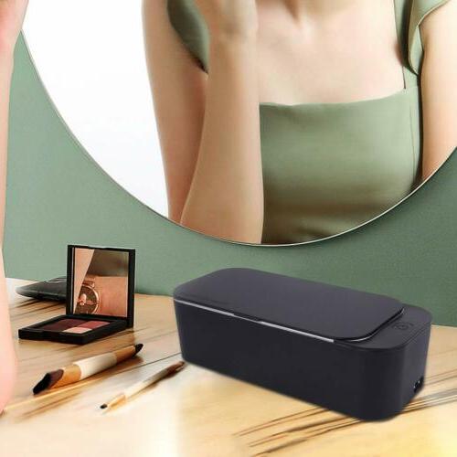 Portable Ultrasonic Jewelry Glasses Automatic Deep Wash