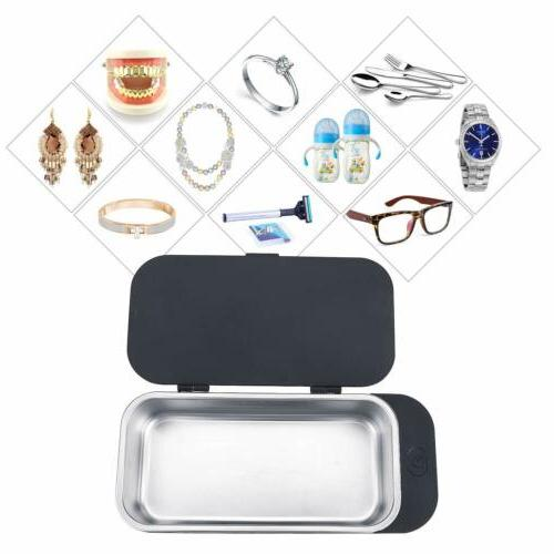 Portable Cleaner For Jewelry Glasses Watches Lens Automatic Wash