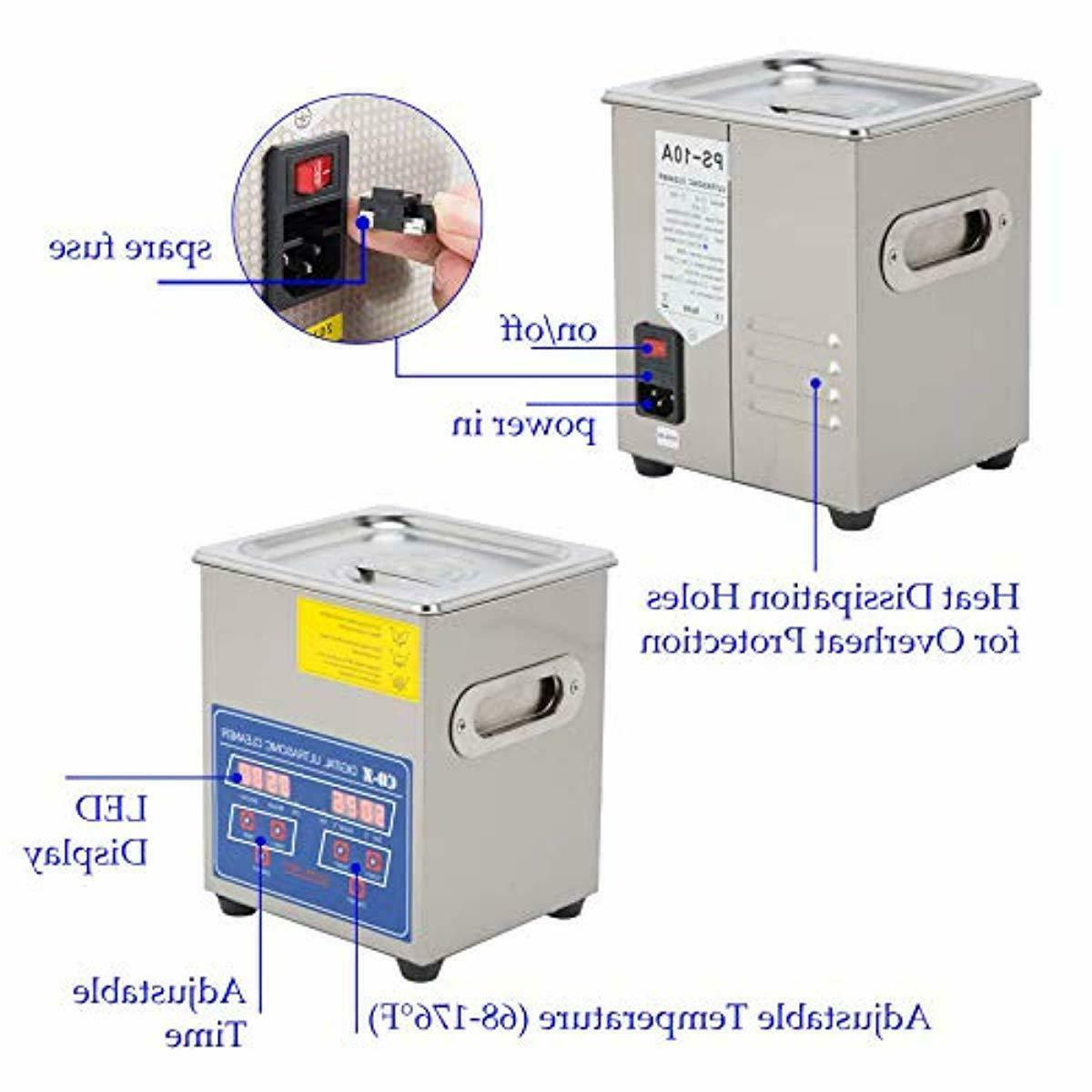 Professional Ultrasonic 2L with for