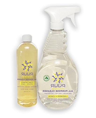 purpose cleaner value scent