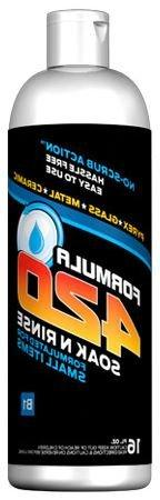 Soak-N-Rinse by Formula 420 | Glass Cleaner | Cleaner Pack |