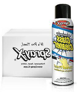 Spray X Glass Cleaner 19 oz