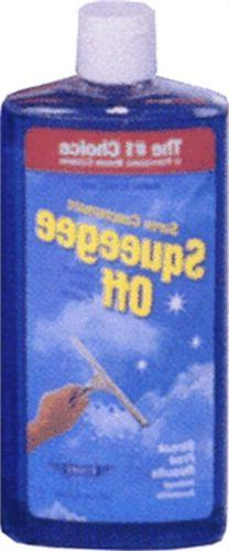 squeegee glass cleaner concentrate