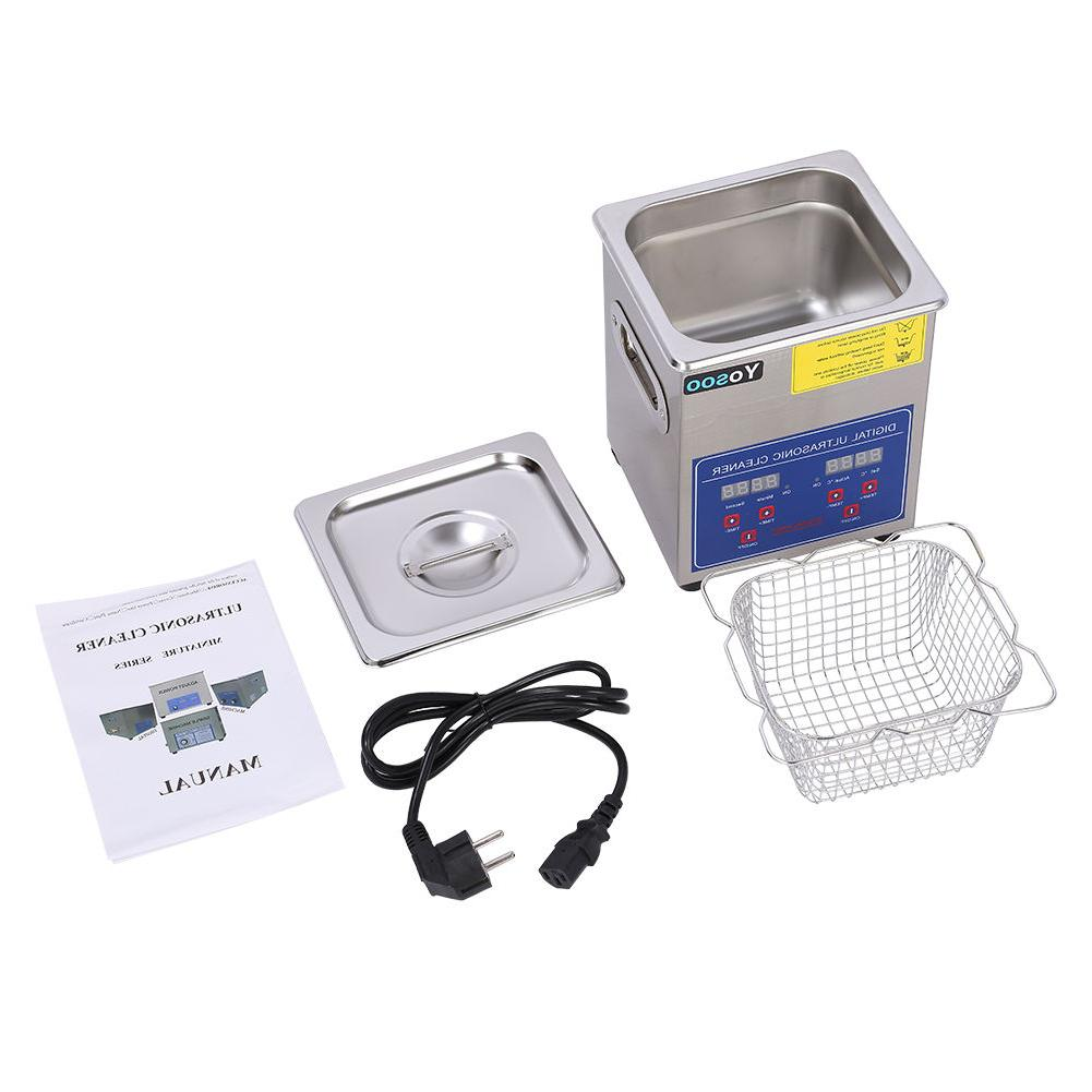 2L Ultrasonic Cleaner W. Timer