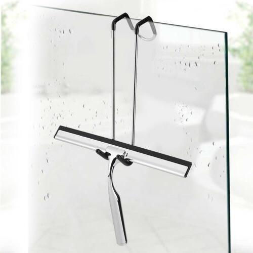 Professional Stainless Steel Glass Window Wiper Bathroom Sho