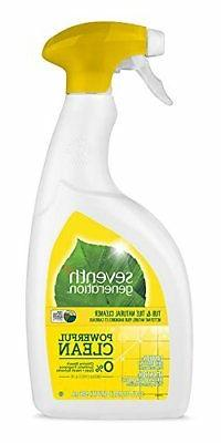 Seventh Generation Tub & Tile Cleaner, Emerald Cypress & Fir