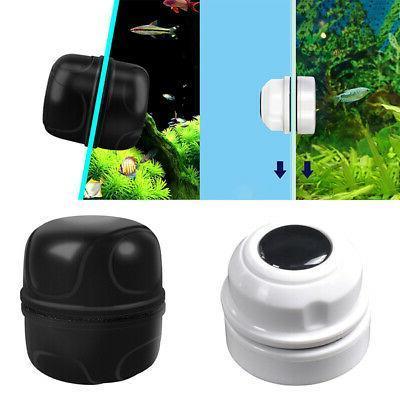 magnetic fish tank glass clean brush algae