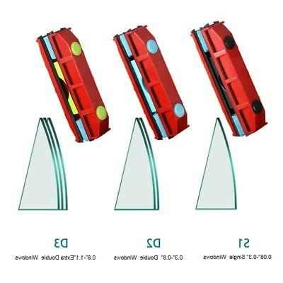 us magnetic window cleaner single double side