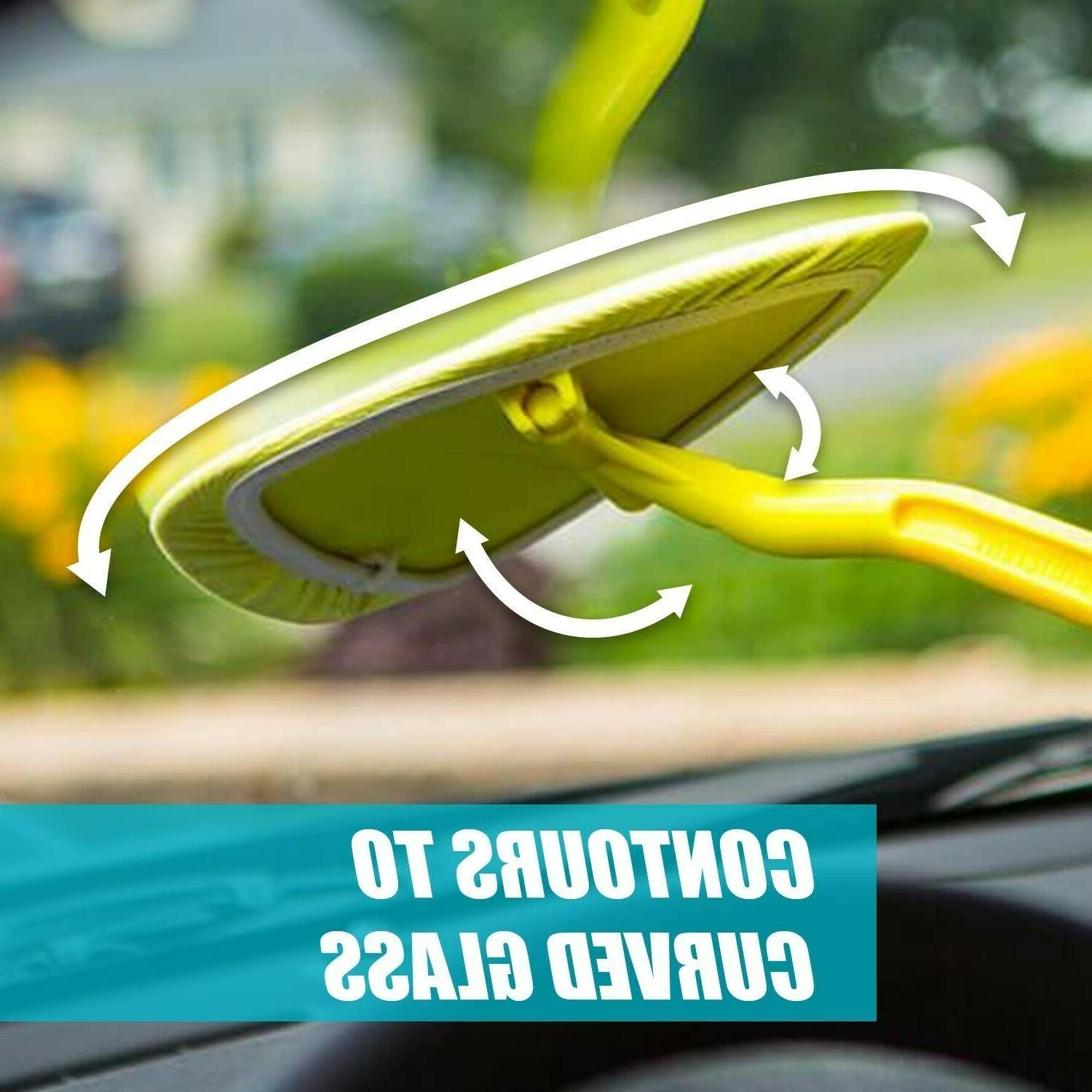 Window Tool for Windshields, Invisible Glass Cleaner
