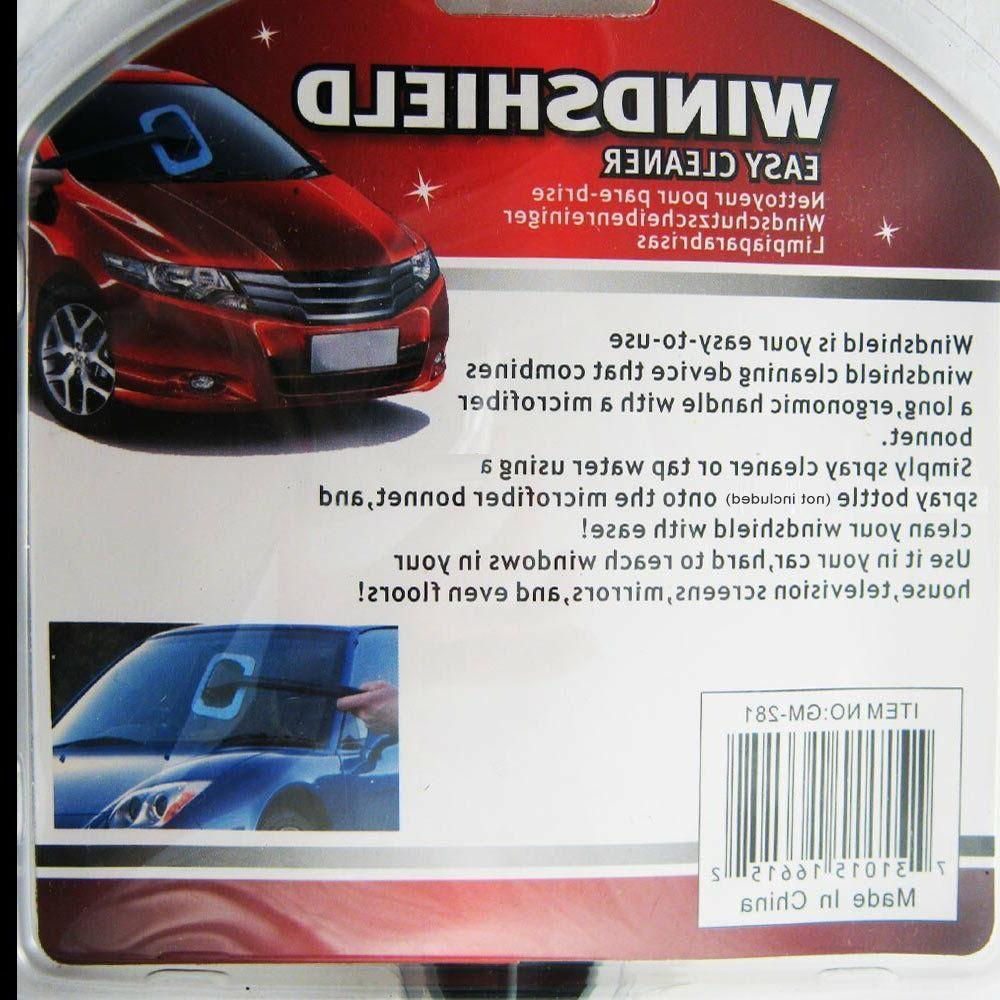 Windshield Clean Car Cleaner Microfiber Auto New 1