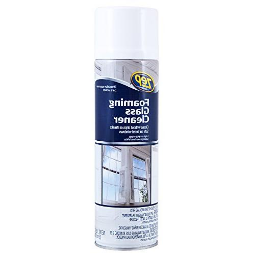 enforcer foaming glass cleaner zufgc24